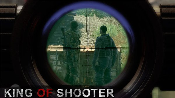 Game sniper perang offline android King-of-Shooter