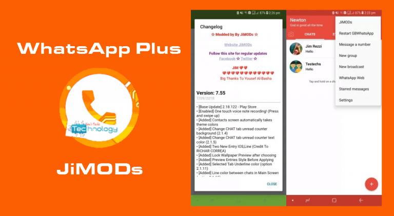 WhatsApp-MOD - WhatsApp-Plus-JiMODs