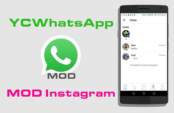 Whatsapp mod YCWhatsApp