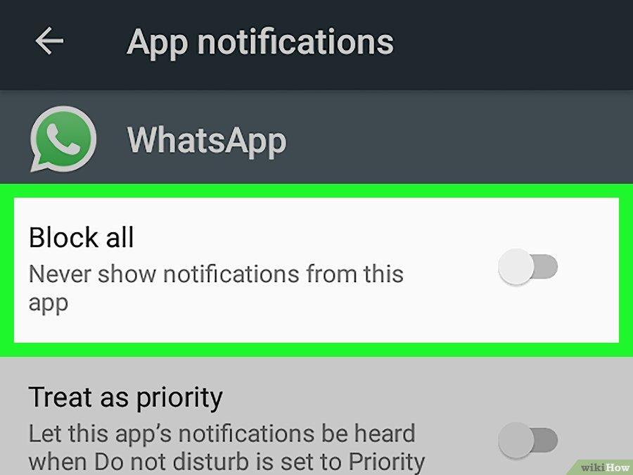 cara menghilangkan pesan Whatsapp di layar HP
