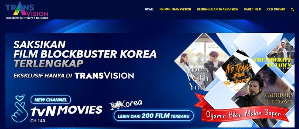paket transvision
