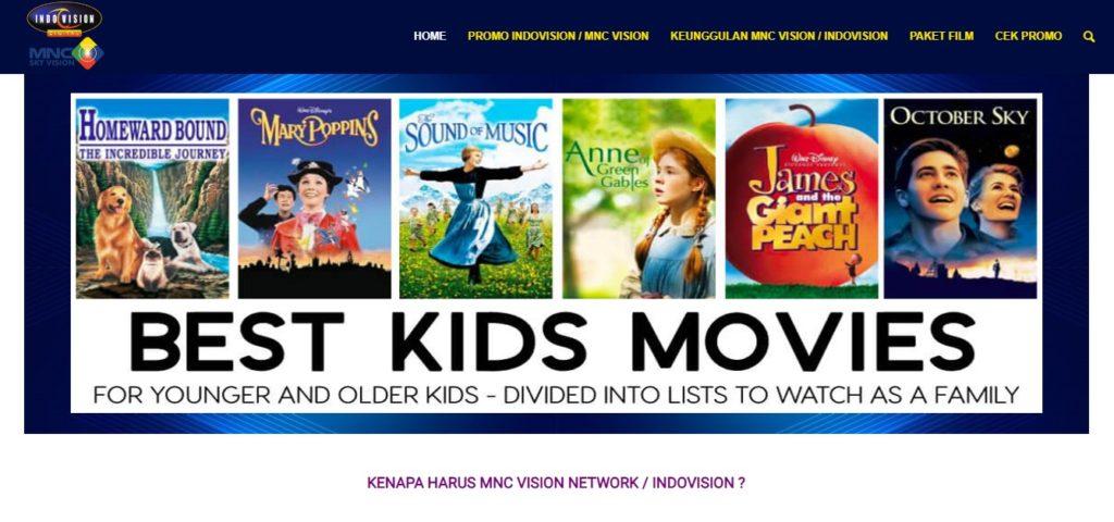 promo pasang MNC Vision Indovision