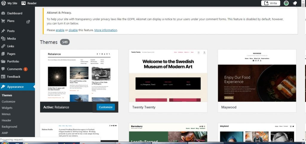 cara-membuat-website-gratis-di wordpress