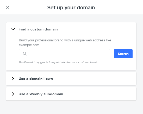 cara-setup-domain-weebly