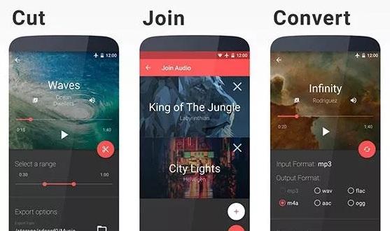 Aplikasi edit suara jadi jernih android