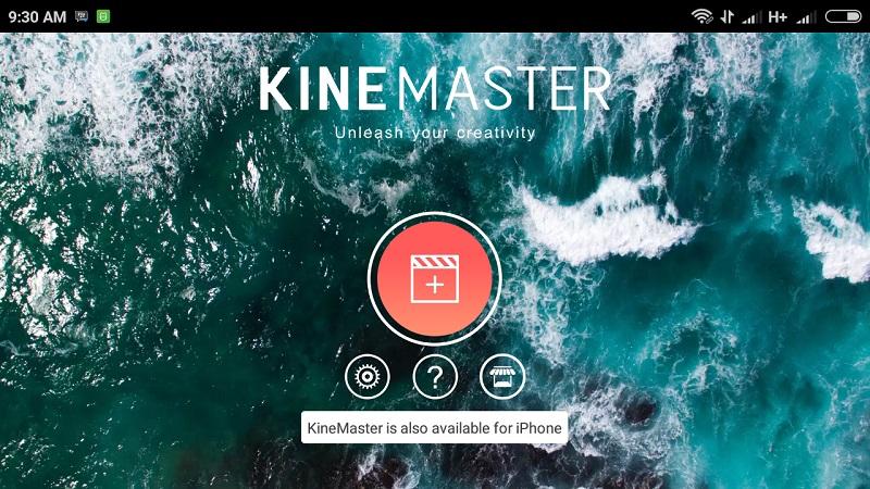Cara Membuat Video di HP dengan Kinemaster