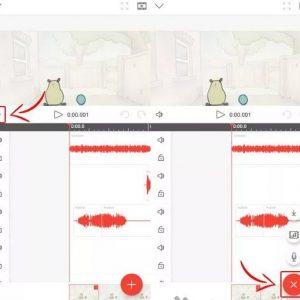 Cara Membuat video Film Animasi 2D di HP Android 1
