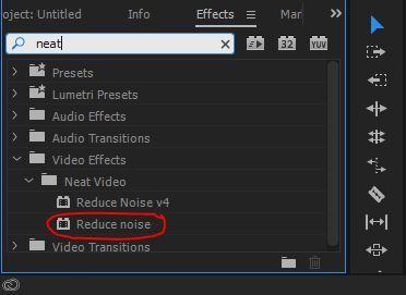 Cara Menghilangkan Noise Pada Video 4
