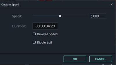 Cara edit video Youtube slowmo atau dipercepat