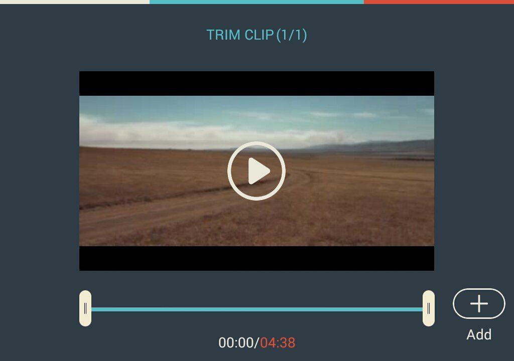 cara menggabungkan video di HP android