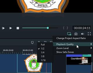tutorial edit video filmora - cara supaya edit video ringan