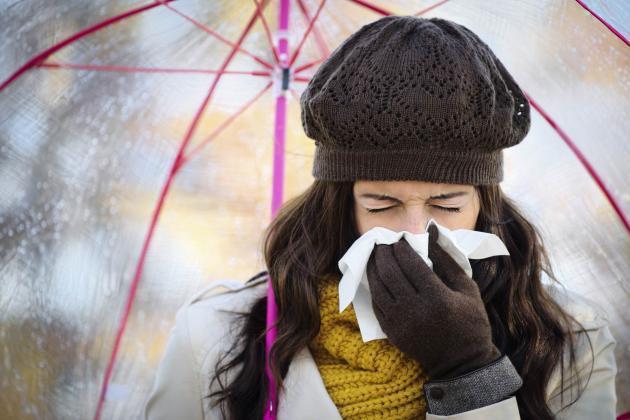 mengatasi gejala flu