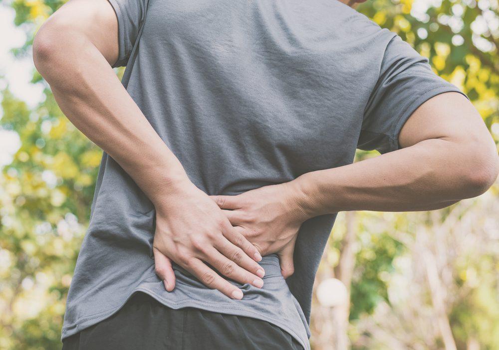 kenapa sakit punggung